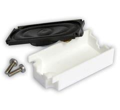 TCS #1701 IB-SH1 Intermountain/Bowser Speaker Housing for included 35mm x 16mm Speaker