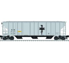 Lionel #6-84123 Boston & Maine PS-2CD Covered Hopper