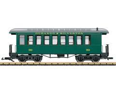 LGB #36821 D&S Passenger Car
