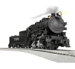 Lionel #2032200 LionChief 0-8-0 Locomotive - Santa Fe #729