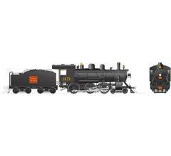 Rapido #603511 CNR H-6-g Locomotive w/DCC/Sound - Canadian National #1371