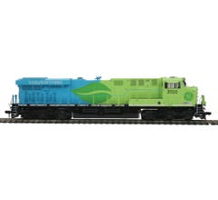 MTH #80-2350-1 GE Evolution ES44ACWith Proto-Sound 3.0 And Charging Lights