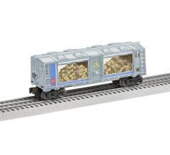 Lionel #2028530 Tribble Transport Car