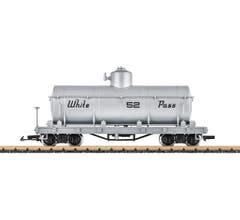 LGB #40808 White Pass & Yukon Railroad Tank Car