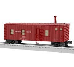 Lionel #2126560 Canadian Pacific Kitchen Car #410833