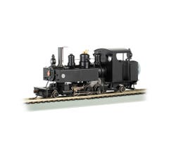 Bachmann #29505 Unlettered 2-6-2T Baldwin Class 10 Trench Loco w/DCC/Sound