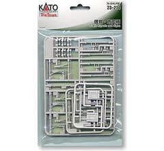 Kato #23-214 Traffic Rails & Road Fences