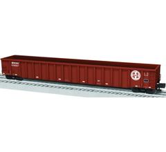 Lionel #6-84582 BNSF 65' Mill Gondola #518375