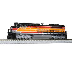 Kato #176-8406 EMD SD70ACe UP Heritage Southern Pacific #1996