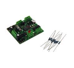 MRC #1628 Accessory Decoder: 4 Output - No Sound