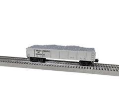 Lionel #2143162 Union Pacific Standard O Gondola with Ballast load #908469