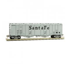 Micro Trains #09800091 Atchison Topeka & Santa Fe - Airslide Hopper
