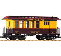 PIKO #38649 Wood Combine Car - Union Pacific