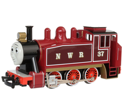 Bachmann #58819 Thomas & Friends Rosie - Red (with moving eyes)