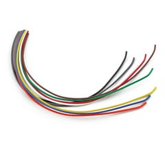 SoundTraxx #810147 10ft of 30 AWG Wire - Green/Yellow Stripe