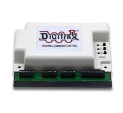 Digitrax #DS64 Quad Stationary Decoder