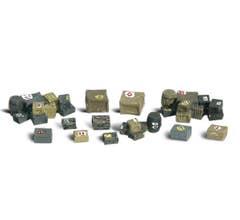 Woodland Scemics #A2162 Assorted Crates