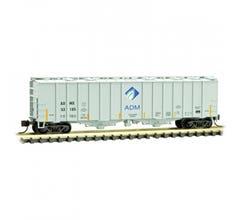 Micro Trains #09800102 Archer Daniels Midland #53185 - Airslide Hopper