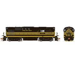 Rapido #31576 RS-11 w/DCC/Sound: Nickel Plate Road: #558