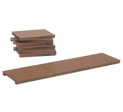 PIKO #62281 Wooden Sidewalks