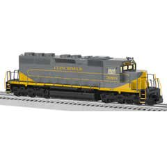 Lionel #6-82289 Clinchfield LEGACY Scale SD40 Diesel #3006 (Built To Order)