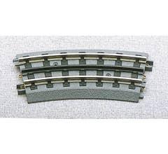 MTH 40-1057 RealTrax - O-54 Half Curve Track