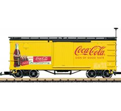 LGB #40672 Coca-Cola Boxcar