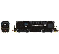 Rapido #31534 Alco RS-11 Locomotive w/DC/DCC/Sound - Penn Central #7661