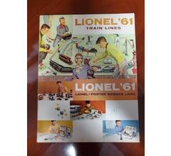 Lionel 1961C1 1961 Catalog