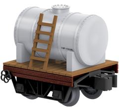 Lionel #6-84297 Logging Disconnect Steel Tank Car
