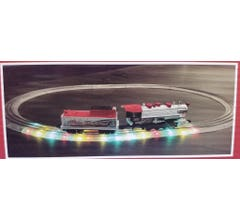 Lionel #2025080 40X50 Lighted Oval Pack
