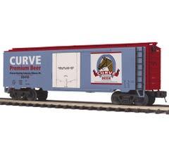 MTH #20-94468 Reefer Car - Curve Beer