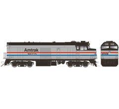 "Rapido #81502 Amtrak ""Cabbage"" NPCU DC/DCC/Sound – Phase III Scheme #90218"