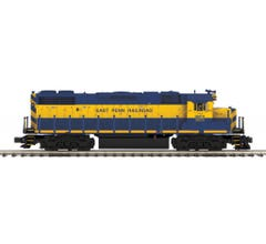 MTH #20-21225-1 GP38-2 Diesel Engine With Proto-Sound 3.0 (Hi-Rail Wheels) - East Penn Railroad #2800