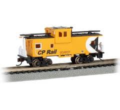 Bachmann #70764 CP Rail - 36' Wide-Vision Caboose