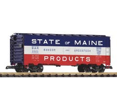 PIKO #38859 Boxcar - BAR State of Maine