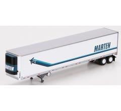 Athearn #28473 53' Reefer Trailer Marten #1