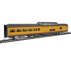 Walthers #920-18705 85' ACF Dome Lounge Union Pacific(R) Heritage Fleet - UPP #9005 Walter Dean - Lighted
