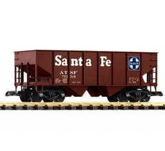 PIKO #38876 Santa Fe Rib-side Hopper