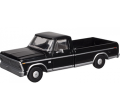 Atlas 60000111 Ford F-100 Pickup Truck - Raven Black (2 pcs)