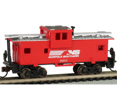 Bachmann #70756 36' Wide-Vision Caboose NS #X501