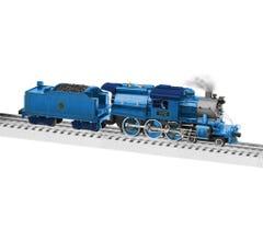 "Lionel #2131390 Legacy 4-6-0 Camelback Locomotive - Central New Jersey ""Blue Comet"" #770"