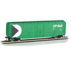 Bachmann #71077 50ft Plug Door Box Car - CP Rail