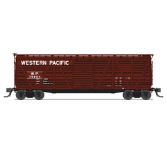 Broadway Limited #5894 WP Stock Car Cattle Sounds