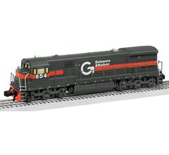 Lionel #6-84287 Guilford Delaware & Hudson #654 U33C w/Bluetooth