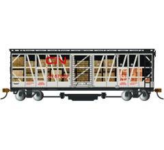 Bachmann #16323 Track Cleaning Box Car - CN-Impact