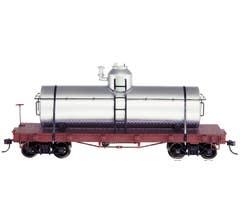 Bachmann #27198 Tank Car - Silver