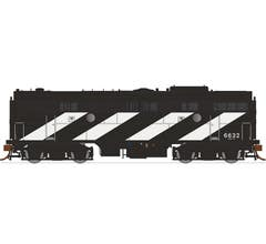 Rapido #223523 GMD F9B Locomotive w/DCC & Sound – Canadian National #6621