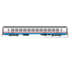 Rapido #25105 Amtrak Turbocoach #187 - Phase III Late