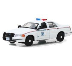 GreenLight #86523 2010 Ford Crown Victoria Interceptor- United States Postal Service Police (USPS)